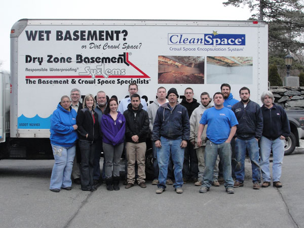 About Dry Zone Basement Systems In Boston Providence